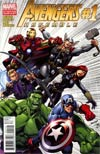 Avengers Assemble #1 2nd Ptg Mark Bagley Variant Cover