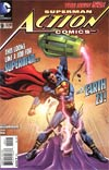 Action Comics Vol 2 #9 Cover D Variant Rags Morales Cover