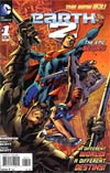 Earth 2 #1 Incentive Bryan Hitch Variant Cover