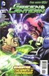 Green Lantern Vol 5 #9 Variant Gary Frank Cover