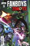 Fanboys vs Zombies #2 Regular Cover B Khary Randolph