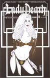 Lady Death Vol 3 #17 Incentive Art Deco Variant Cover