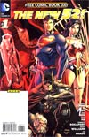 FCBD 2012 DC Comics The New 52 Special Edition Regular Cover