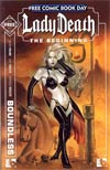 FCBD 2012 Lady Death The Beginning