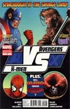 AVX VS #2 Incentive Steve McNiven Variant Cover (Avengers vs X-Men Tie-In)