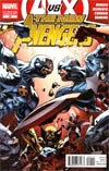 New Avengers Vol 2 #24 2nd Ptg Mike Deodato Jr Variant Cover (Avengers vs X-Men Tie-In)