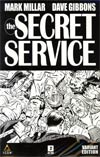 Secret Service #2 Incentive Dave Gibbons Sketch Cover