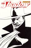 Shadow Vol 5 #2 Incentive John Cassaday Black & White Cover