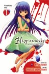 Higurashi When They Cry Vol 19 Massacre Arc Part 1 GN