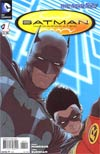 Batman Incorporated Vol 2 #1 Incentive Frank Quitely Variant Cover