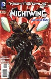 Nightwing Vol 3 #8 2nd Ptg