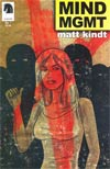 Mind MGMT #1 Incentive Gilbert Hernandez Variant Cover