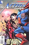 Action Comics Vol 2 #12 Cover A Regular Rags Morales Cover