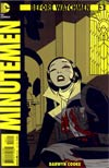 Before Watchmen Minutemen #3 Regular Darwyn Cooke Cover