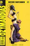 Before Watchmen Ozymandias #2 Regular Jae Lee Cover