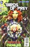 Birds Of Prey Vol 3 #12