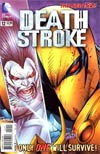 Deathstroke Vol 2 #12