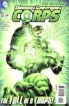 Green Lantern Corps Vol 3 #12