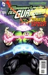 Green Lantern New Guardians #12 Regular Tyler Kirkham Cover
