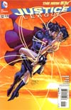Justice League Vol 2 #12 1st Ptg Regular Jim Lee Cover