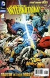 Justice League International Vol 2 Annual #1