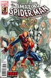Amazing Spider-Man Vol 2 #692 Cover A 1st Ptg Regular Humberto Ramos Cover