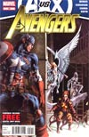 Avengers Vol 4 #29 (Avengers vs X-Men Tie-In)