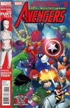 Marvel Universe Avengers Earths Mightiest Heroes #5