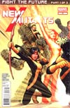 New Mutants Vol 3 #47