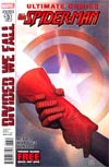 Ultimate Comics Spider-Man Vol 2 #13 Regular Jorge Molina Cover