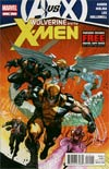 Wolverine And The X-Men #15 (Avengers vs X-Men Tie-In)