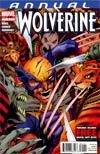 Wolverine Vol 4 Annual #1 Regular Alan Davis Cover (Marvel Tales By Alan Davis Part 3)