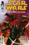 Star Wars Darth Maul Death Sentence #2