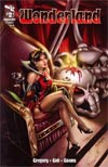 Grimm Fairy Tales Presents Wonderland Vol 2 #2 Cover B Tommy Patterson