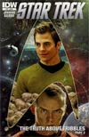 Star Trek (IDW) #12 Regular Tim Bradstreet Cover