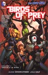 Birds Of Prey (New 52) Vol 1 Trouble In Mind TP