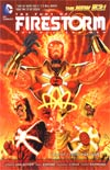 Fury Of Firestorm The Nuclear Men Vol 1 God Particle TP