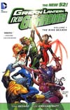 Green Lantern New Guardians (New 52) Vol 1 Ring Bearer HC