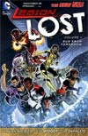 Legion Lost Vol 1 Run From Tomorrow TP