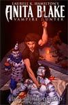 Laurell K Hamiltons Anita Blake Vampire Hunter Circus Of The Damned Vol 3 Scoundrel TP