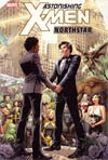 Astonishing X-Men Northstar HC Book Market Dustin Weaver Cover