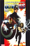 Ultimate Comics Ultimates By Jonathan Hickman Vol 1 TP
