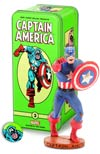 Classic Marvel Characters Series 2 #3 Captain America Mini Statue