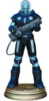 DC Superhero Chess Figure Collector Magazine #15 Mr Freeze Black Pawn