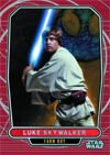 Star Wars Galactic Files Trading Cards Box