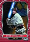 Star Wars Galactic Files Trading Cards Box
