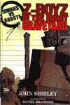 Zombies vs Robots Z-Boyz In The Robot Graveyard Prose HC