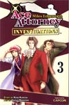 Miles Edgeworth Ace Attorney Investigations Vol 3 GN