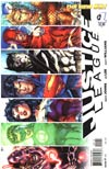 Justice League Vol 2 #1 8th Ptg
