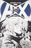 Avengers vs X-Men #5 Incentive Ryan Stegman Sketch Cover